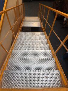 installations escaliers